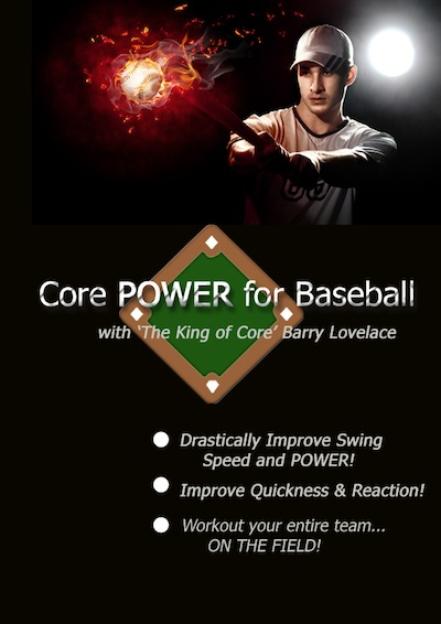 Core Power for Baseball