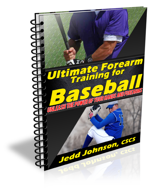 Forearm Training for Baseball