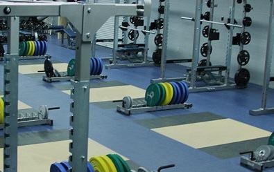 Baseball Weight Training