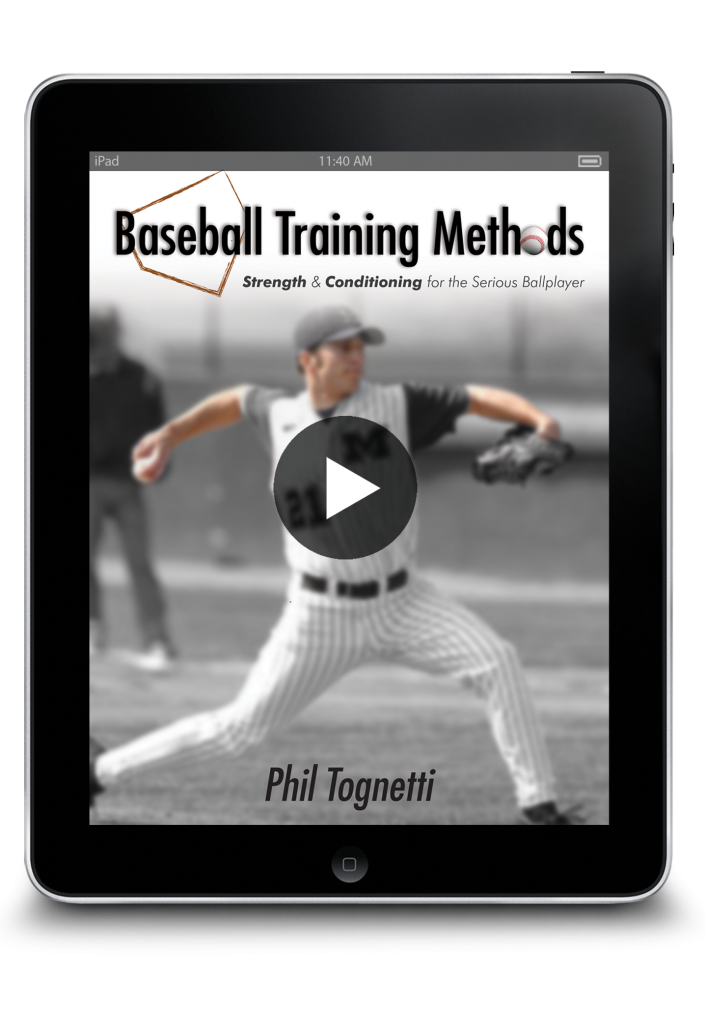 baseball strength training